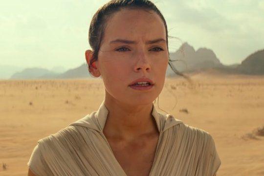 star wars: the rise of skywalker: mira el teaser trailer del capitulo final de la trilogia