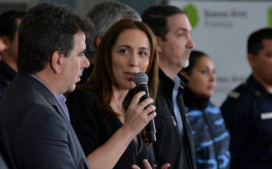 Avanza en la Justicia la causa de espionaje que complica a Conte Grand y a María Eugenia Vidal