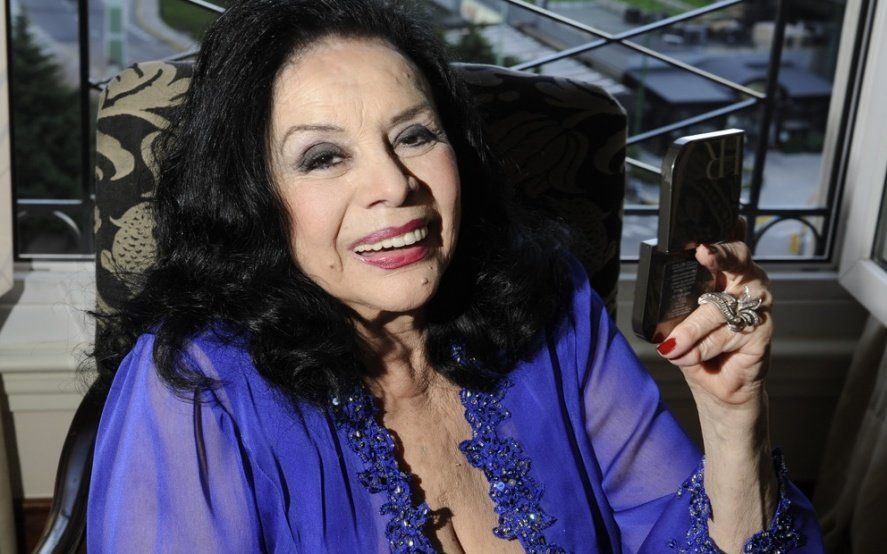 El cine argentino llora a la Coca Sarli: la actriz tenía 83 años y estaba internada