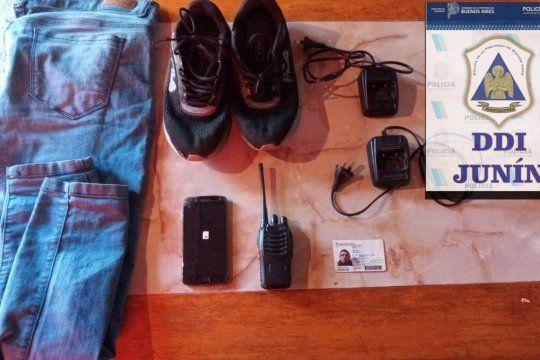 La justicia y la DDI de Junín avanzó con la pesquisa por robos de piratas del asfalto