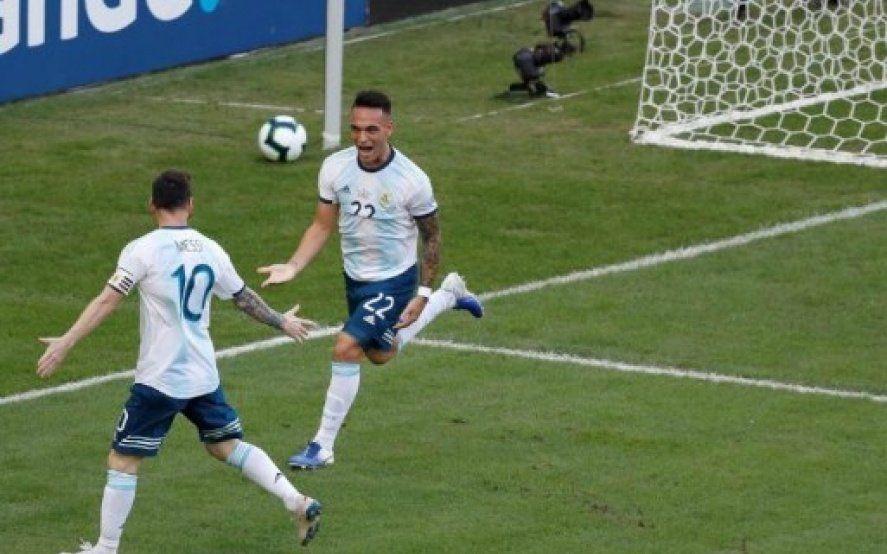 Alegría en las redes: los famosos festejaron el triunfo de Argentina y el pase a semis