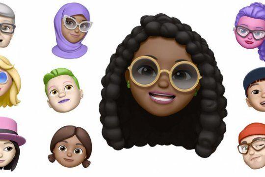 ¿queres ser un emoji de whatsapp? los trucos para convertir tu cara y usarla en los chats