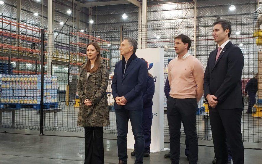 """Macri: Hay que hacer estas obras bien, sin trampa, sin robarse algunos centímetros"""""""