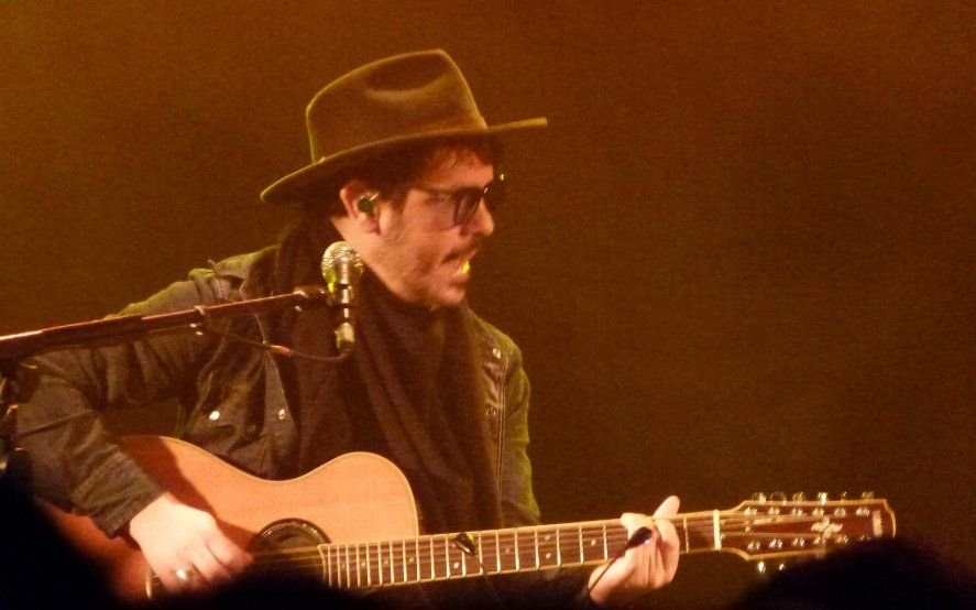 Hermano Hormiga, una guitarreada de lujo que calentó los corazones platenses