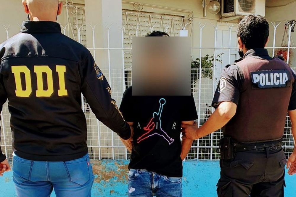 crimen del chico de 16 anos en grand bourg: dos detenidos