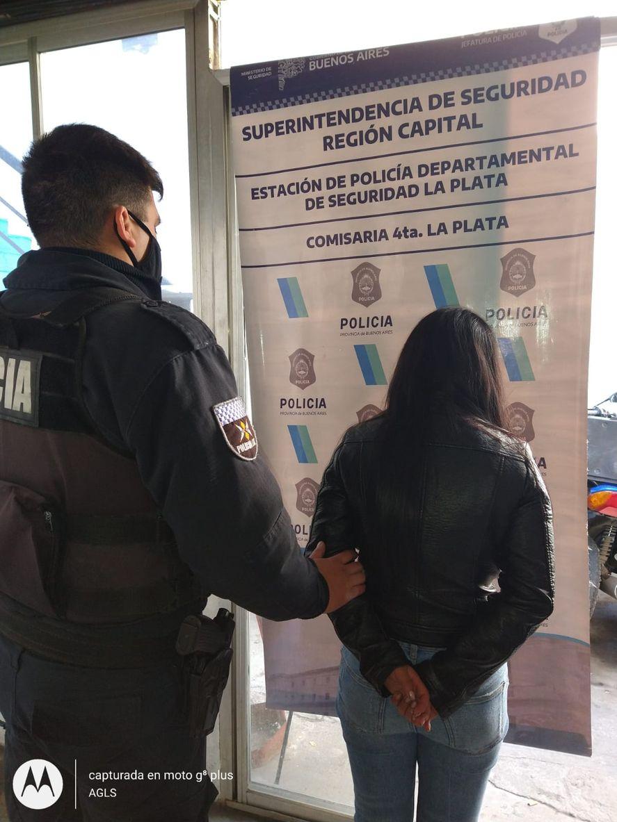 La Plata: cuatro extranjeros detenidos por intentar robar un auto