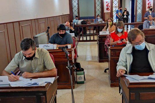 El Concejo Deliberante de Olavarría prepara 60 preguntas para la administración Galli