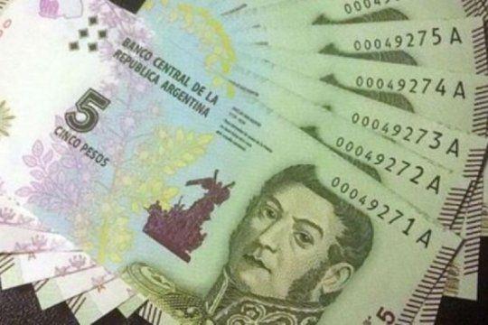 tiempo de descuento: enterate hasta cuando podes usar los billetes de 5 pesos y como cambiarlos