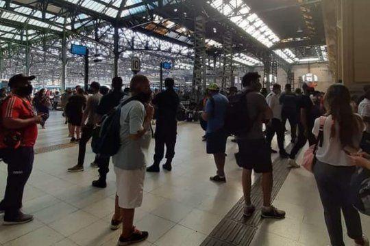 Por el momento, no hay precisiones de cuándo volverá a la normalidad el servicio del Tren Roca.