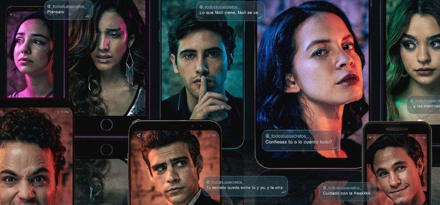 Control Z: Sinopsis, personajes, actores, ¡y más!