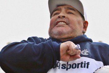 Lleno de amor: Millones de saludos para Maradona en sus 60