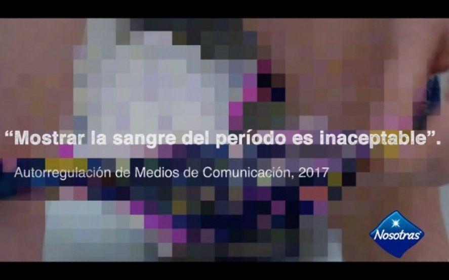 """Gabriela Cerruti opinó sobre la nueva publicidad de toallitas: """"La menstruación es normal"""""""