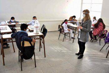 Con protocolos especiales, las clases presenciales volverán en la provincia este 2021.