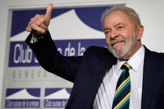 De ser confirmado el fallo del Juez Edson Fachín, Lula Da Silva recuperará sus derechos políticos
