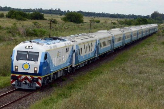 piden la vuelta del tren para conectar varias localidades de la cuarta seccion con la pampa