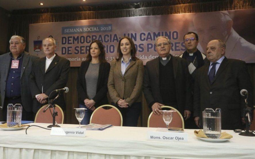 Sin Vidal, mañana en Mar del Plata comienza una nueva edición de la Jornada Pastoral Social