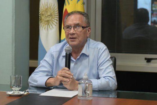El intendente de Ituzaingó, Alberto Descalzo, y el análisis tras la derrota del Frente de Todos en las elecciones PASO.