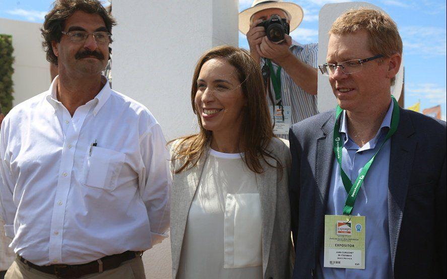 Con la mira puesta en octubre, la Gobernadora Vidal estará presente en Expoagro 2019