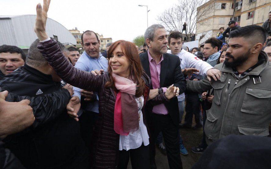 Papelón: se cayó una causa de Bonadío contra Cristina porque se equivocó de bastón