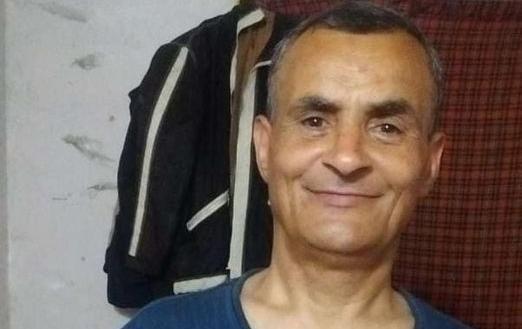 Sergio Daniel Perego, la víctima fatal. Foto de Facebook