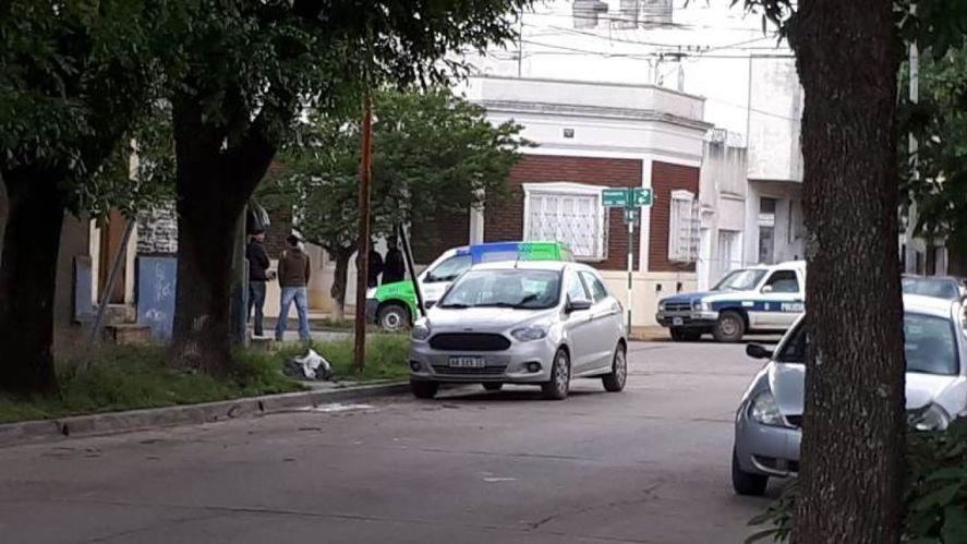 El hecho de inseguridad fue en la calle Ituzaingó