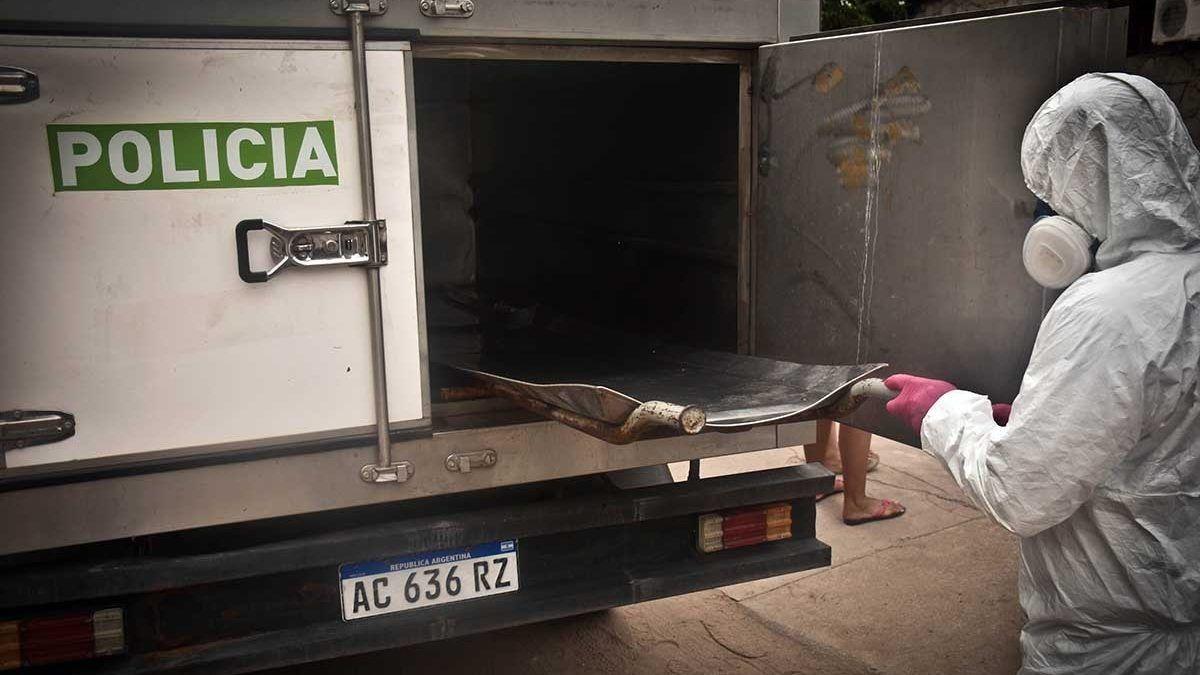 El joven asesinado fue hallado en 65 y 167 de La Plata