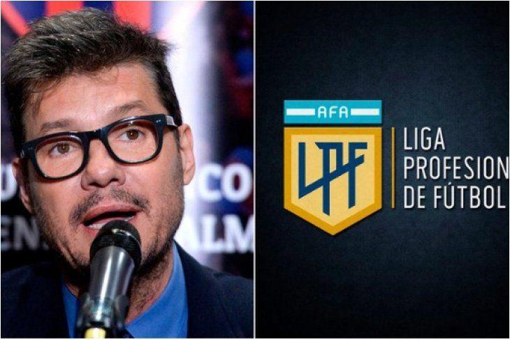 Liga Profesional: tirón de orejas para Tinelli y enojos