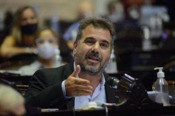 Cristian Ritondo se descargó contra Facundo Manes