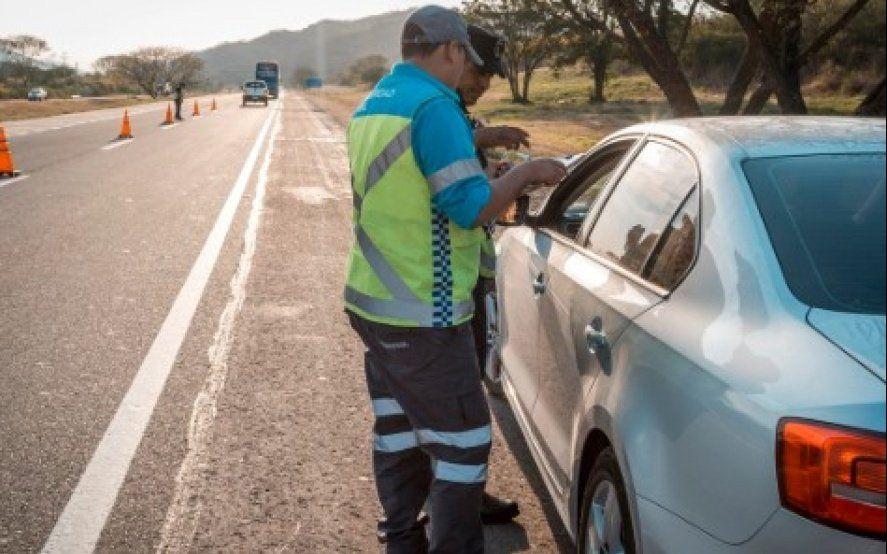 Operativo Verano: se controlaron más de un millón de vehículos durante esta temporada