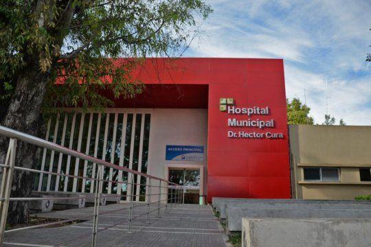 Hospital Municipal de Olavarría Dr. Héctor Cura