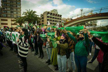 Foto: Campaña Nacional por el Derecho al Aborto Legal Seguro y Gratuito - MDQ