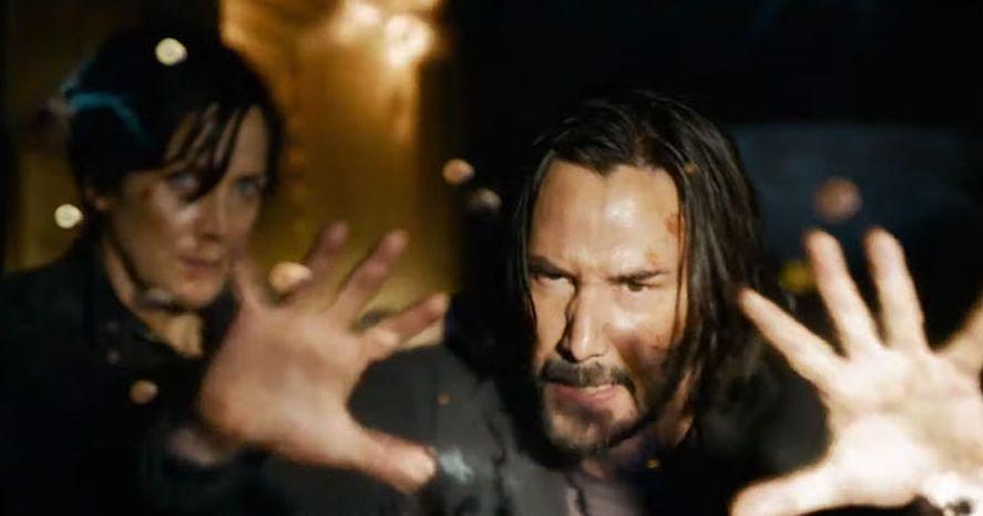 Lanzaron el tráiler de The Matrix: Resurrections