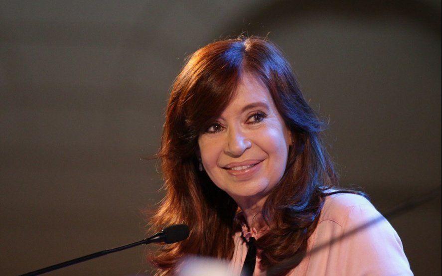 """""""Así no va más"""": Cristina insistió con lograr un """"contrato social para terminar con esta catástrofe"""""""
