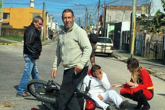 the walking conurban: la cuenta de instagram que retrata con fotos el caos y el misticismo del conurbano
