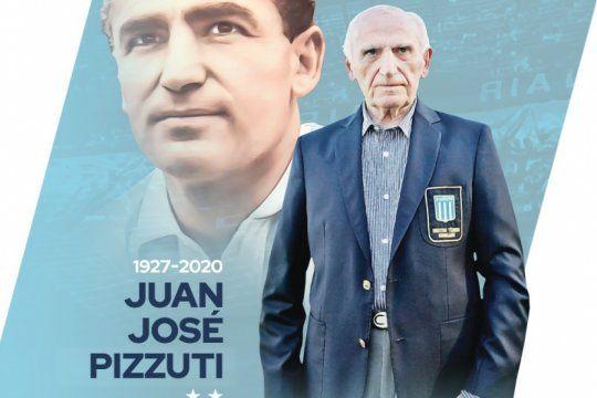 el futbol llora a juan jose pizutti, el hombre clave del racing campeon del mundo