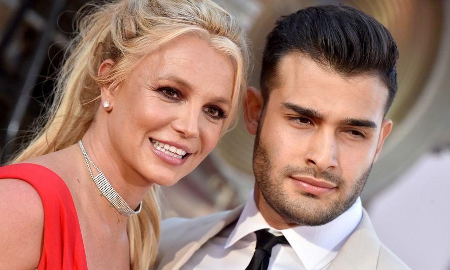 Britney Spears se casará con su novio iraní