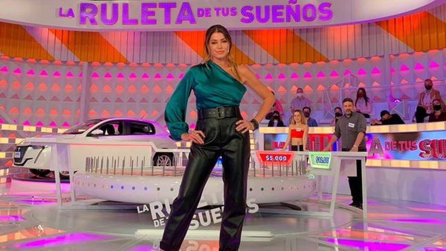 Pamela David regresa a la televisión con un programa de entretenimientos