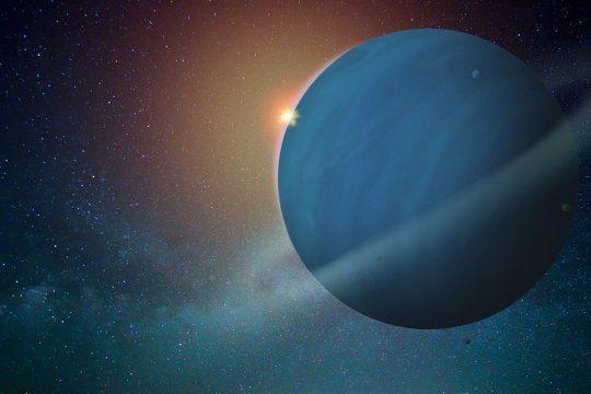 Urano y Marte estarán en su punto más cercano hoy por la noche, y podrán verse en el cielo.
