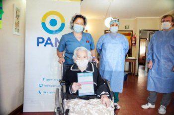 Casilda es la mujer más longeva de Argentina