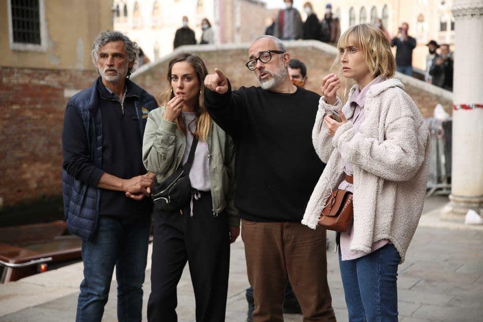 La película Veneciafrenia será la primera película de ficción sobre turismofobia y sobreexplotación turística.