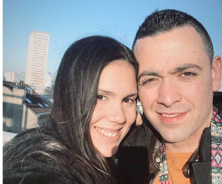 Sharon y Danny viven en Holanda