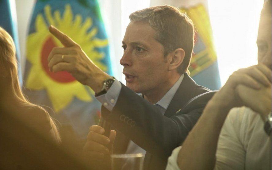 """Gray habló de """"inequidad asombrosa"""" en la coparticipación tras la gestión de Macri y Vidal"""