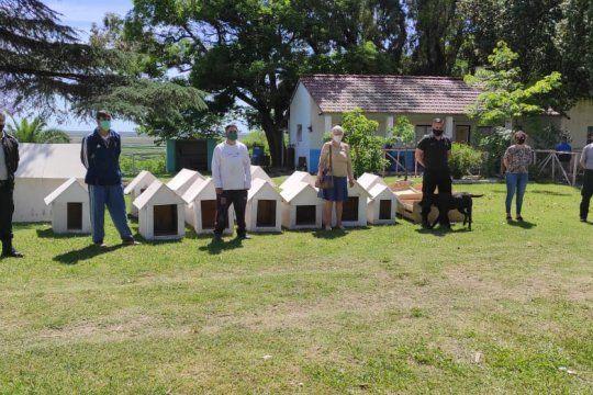 Los presos de la cárcel de Baradero se sumaron a un emprendimiento solidario