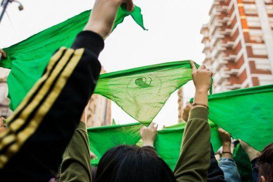Foto: Campaña Nacional por el Derecho al Aborto Legal, Seguro y Gratuito