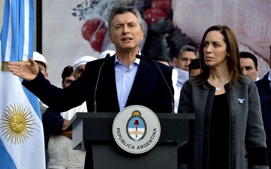 El karma de Vidal: la gobernadora perdería la elección por ir pegada a la boleta de Macri