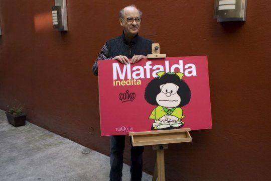 La Real Academia Española se despidió de Quino.