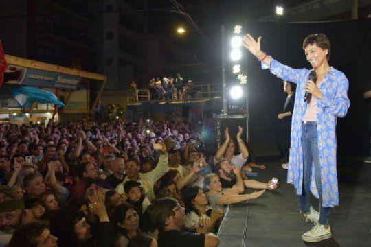 Mayra Mendoza, intenta electa de Quilmes