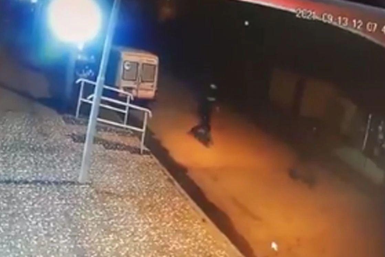 es policia, trabaja de chofer de uber y mato a dos ladrones que quisieron asaltarlo
