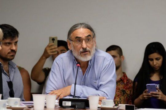 mira en vivo la videoconferencia del ministro de agricultura, luis basterra, con diputados nacionales