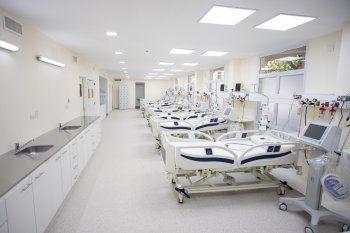Cómo está la ocupación de camas en hospitales de provincia